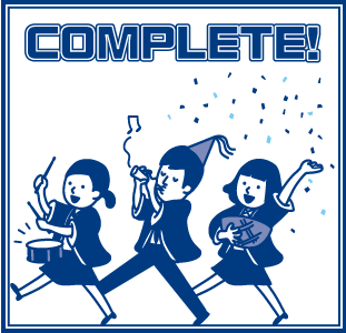 COMPLETE!